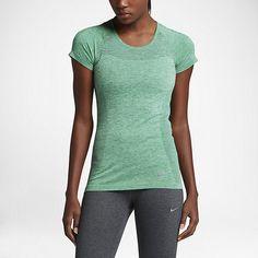 Nike Dri-FIT Knit Women's Running Top