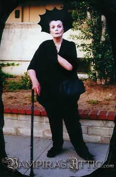 Maila at 79...Still defiant You will always be our Queen of the night Rest in Peace Ms M