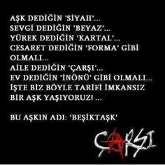 Günaydınn Beşiktaş'a adanmış hayatlar.