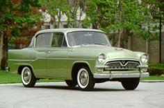 Vintage Toyota Tiara, T10, first generation manufactured in 1957-1959