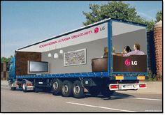 trukc advertising | Creative Moving Trucks Advertising Billboards | LimCorp.net