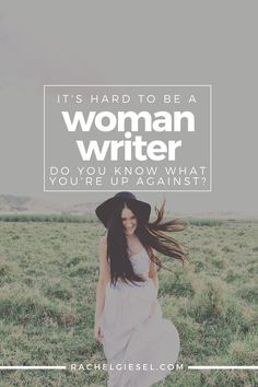 """Did you know that men get published more than women? They also win more awards and get more reviews. Did you know that women's literature gets categorized differently than men's? This is a problem. Now, I'm not going on a feminist rant, don't worry. But there are some facts you should know, and you should know how to deal with being a """"female writer"""" in today's publishing world. Click through to read the whole post…"""