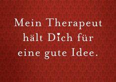 Postkarte – Therapeut