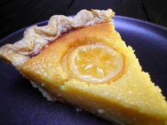 Lemon Shaker Pie
