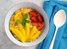 Mango Sweet Brown Rice