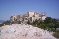 Visit Mar's Hill (Areopagus) & the Acropolis in Athens