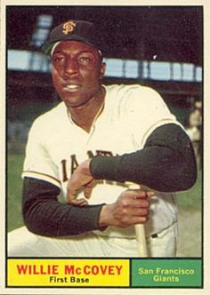 Willie McCovey 1961