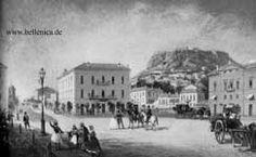 1863 ~ Πλατεία Συντάγματος.