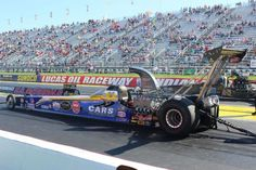 Semifinal finish for Mia Tedesco  has CARS Protection Plus  Top Alcohol team…