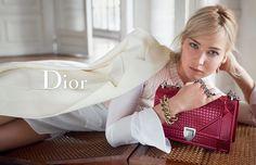 Jennifer Lawrence – Christian Dior Handbags Spring Summer 2016