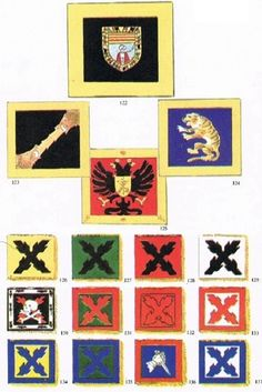 Imagen Playing Cards, Patches, Knights, Military, Historia, Game Cards