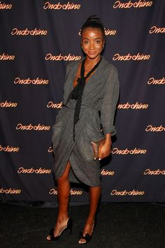 Genevieve Jones, I'm really liking her style at the moment.