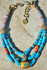 We provides most beautiful jewelry creations that are made in  Morocco.  These necklaces are available in a variety of attractive designs and styles to suit different occasion.