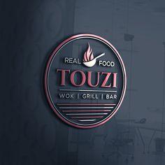 Erstelle ein Logo für Touzi (Wok Grill Bar) by Simple Designs ™