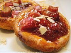 PotrawyRegionalne: ROŻKI MAŚLANO SEROWE Z JABŁKAMI French Toast, Breakfast, Roasts, Crack Crackers, Morning Coffee