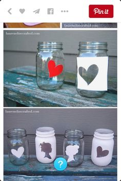 She's Crafty...Mason Jars