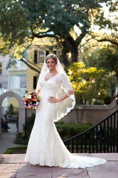Charleston Wedding Bridals via Carmen Ash Photography