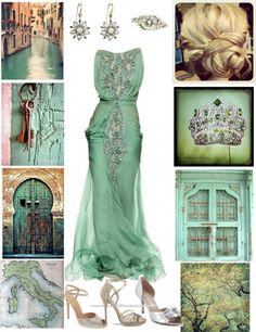 """""""Evening Gown to die for"""" by drerose ❤ liked on Polyvore"""
