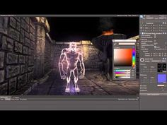 Ghost shader - Unity - YouTube