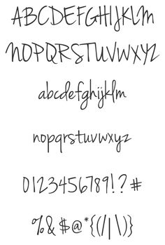 Free Font Jenna Sue by Jenna Sue Design | Font Squirrel ~ This is the font that I want for the new site