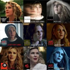 Shelby Miller, Aileen Wuornos, Misty Day, Coven, American Horror Story, Horror Stories, Sisters, Movie Posters, American Horror Stories