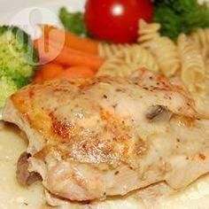 Poitrines de poulet à la mijoteuse @ qc.allrecipes.ca