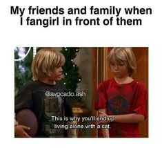 fangirl funny<<<< My friends and fam are pretty supportive of my kpop obsession. Fangirl Book, Book Fandoms, Book Nerd, Nerd Girl Problems, Fangirl Problems, Funny Relatable Memes, Funny Jokes, Hilarious, Funny Chat
