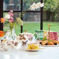 Wedgwood Tea Garden Teapot