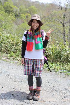 2011年06月のアーカイブ|レポート|山ガールネット 山とアウトドアファッションを愛する女子のための情報サイト