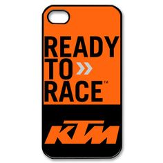 KTM MX Motor Dirt Bike iPhone 5 Case Cover Seamless by PimpMyCases, $17.00
