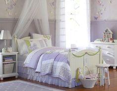 rustic-romantic-girls-room-white-furniture