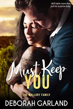 Uncaged Review: Must Keep You by Deborah Garland Thank You Mail, Man Of Honour, Top Reads, Book Reviews, Garland, Romance, Author, Books, Movie Posters