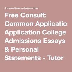 College essay prompts common app 2016