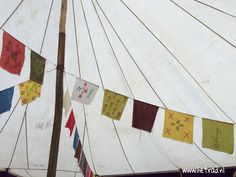 Runic Prayer Flags