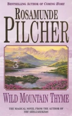 'Wild Mountain Thyme' (1978) English author Rosamunde Pilcher. An absentee father kidnaps his son from the boy's Grandparents & persuades an old girlfriend into coming w/ him to care for the boy.They spend time w/ an author in a Scottish Highlands country home as the story unfolds.Both of the main characters were irritating for different reasons but that was a necessary part of the story.Enjoyed the descriptions of Scotland & the people living on the estate.Predictable ending but worth the…