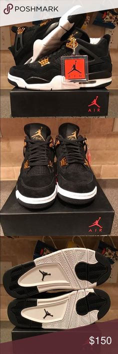 Jordan 4's Royalty These are brand new Jordan Shoes