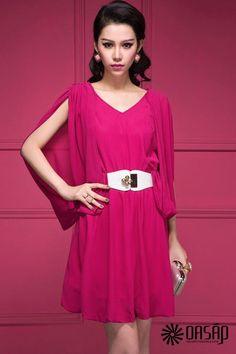 hot-pink-open-back-dress
