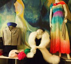 Vintage Fashion and design auction.