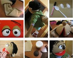 Detalles para hacer un títere para las escuelitas bíblicas o un club bíblico ✿⊱╮  > http://puppet-master.com - THE VENTRILOQUIST ASSISTANT Become a new legend of the ventriloquism world with minimal time waste!