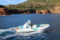 Wimbi Boats Pneumatique Bateau Yacht Semi-rigide Ocean W9i navigation Mer SOLEMAR