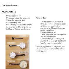 #natural #chemicleFree #deodorant #diy #craft #summer #midastouchcrafts