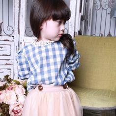 Licette Blue Vintage Dress