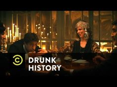 Sir Arthur Conan Doyle convinces Harry Houdini to give Spiritualism a try, but Houdini is skeptical about the possibilities of communicating with the dead. Drunk History, Alfred Molina, House On The Rock, Arthur Conan Doyle, Sarcasm Humor, Famous People, Hollywood, Baltimore, Funny