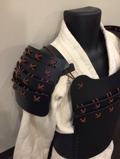 Kydex Samurai armor for SCA or LARP $200-the least expensive on the interwebs :)