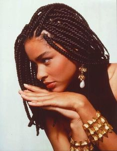 "curly-essence: "" irrational-bitch: "" Box Braids on We Heart It. http://weheartit.com/entry/79572015/via/whitegurlll "" http://curlyessence.com/ """