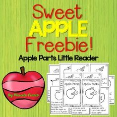 This little reader is perfect to teach your younger learners about the parts of an apple. I hope you and your students love it! I would truly appreciate your feedback if you do!*****************************************************************************This is part of a bigger resource that you may find here: Apple Parts and Apple Life Cycle Activities***************************************************************************** Be the first to know about my new products and freebies Look…
