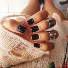 black & stras