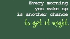 Get it right today #quotes #diet #healthy #inspiration