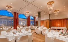 Hochzeiten Art Deco Hotel Montana, Luzern