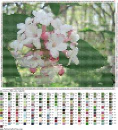 Create your own cross stitch designs from your favorite photos! FREE! #crossstitch